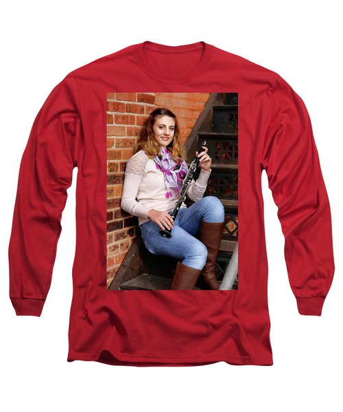 9g5a9481_e_pp Long Sleeve T-Shirt by Sylvia Thornton