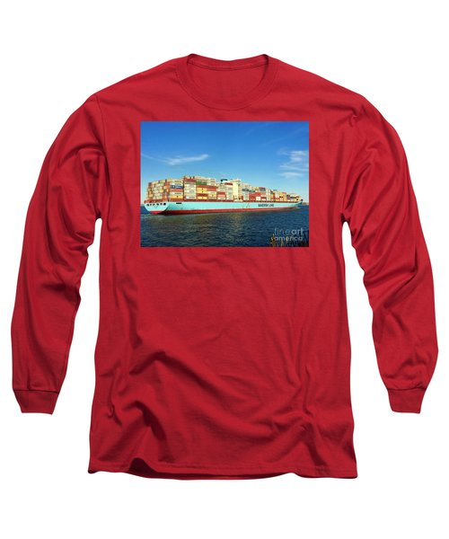 A Barge Can Be Beautiful Long Sleeve T-Shirt