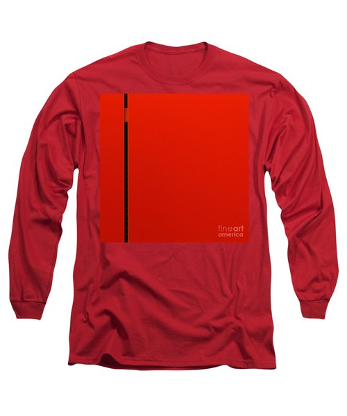 A Break In The Action Long Sleeve T-Shirt
