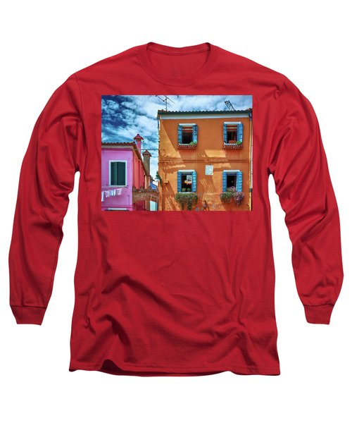 A Fragment Of Color Long Sleeve T-Shirt