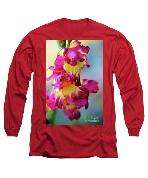 A Gladiolus 3 Long Sleeve T-Shirt