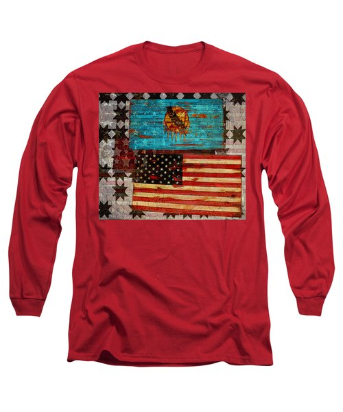 A Good Day In The Usa Long Sleeve T-Shirt