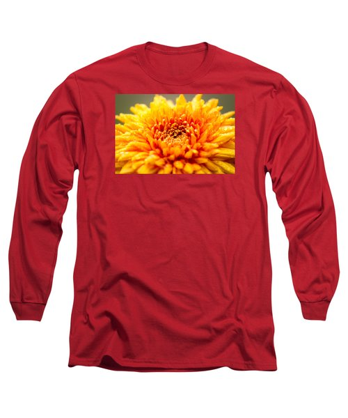 Long Sleeve T-Shirt featuring the photograph A Little Time To Think Things Over by Wade Brooks