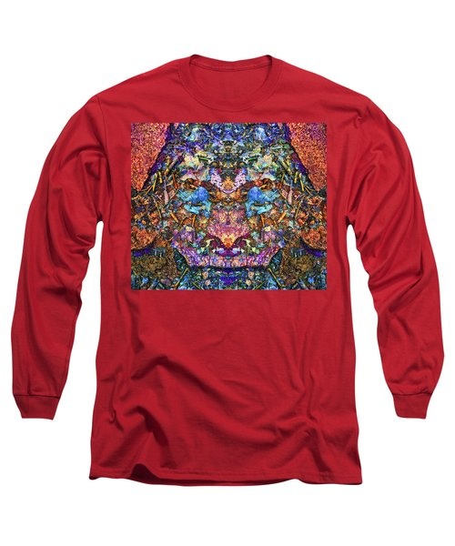 A New Kind Of Warrior Long Sleeve T-Shirt