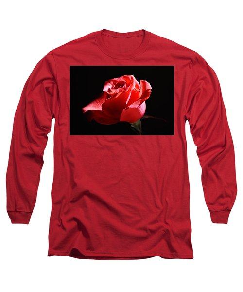 A Rose Long Sleeve T-Shirt