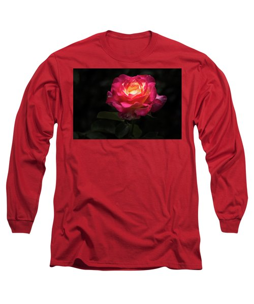 A Rose For Love Long Sleeve T-Shirt