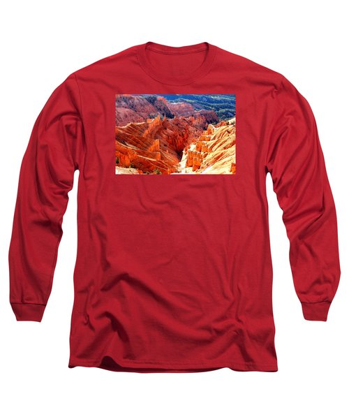 A Slice Of Brice Long Sleeve T-Shirt