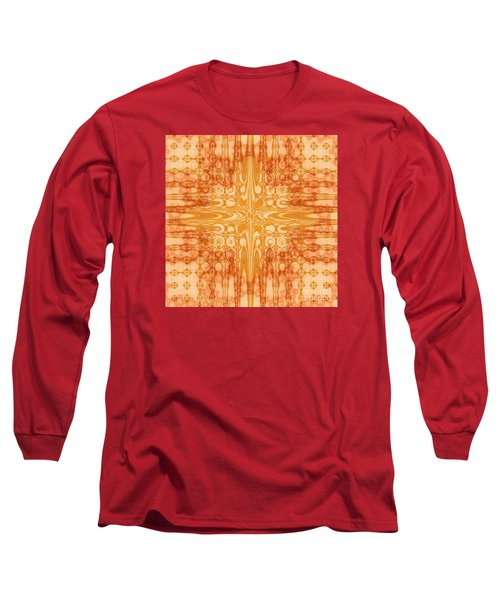 A Splash Of Colors Long Sleeve T-Shirt