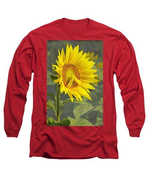 A Sunflower's Prayer Long Sleeve T-Shirt