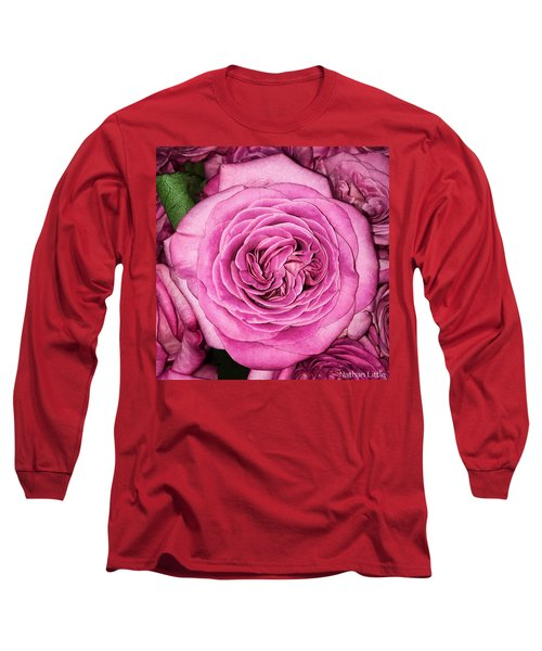 A Thousand Petals Long Sleeve T-Shirt