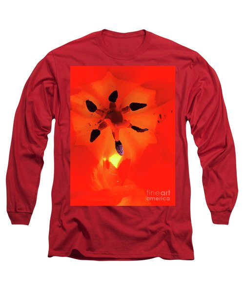 A Tulip's Secret Life Long Sleeve T-Shirt
