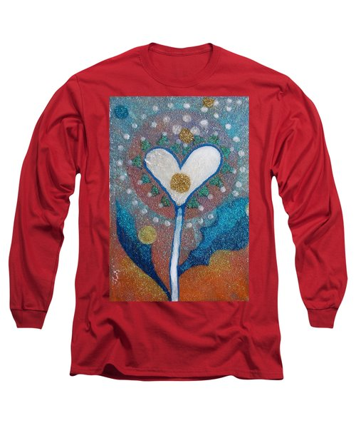 A Type Of Dandelion Long Sleeve T-Shirt