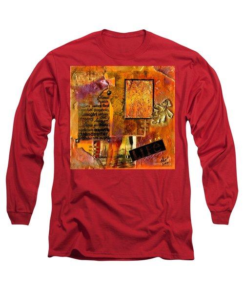 A Woman's Life Long Sleeve T-Shirt