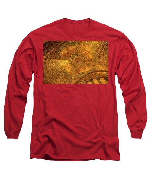 Aachen Cathedral Long Sleeve T-Shirt