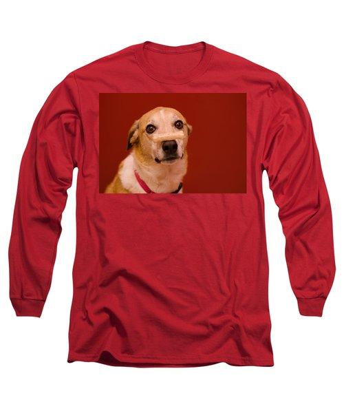 Abbie And A Bone Long Sleeve T-Shirt