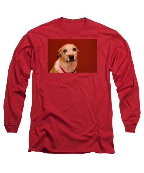 Abbie And A Bone Long Sleeve T-Shirt