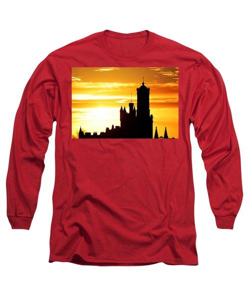 Aberdeen Silhouettes - Landscape Long Sleeve T-Shirt