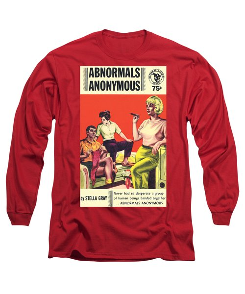 Abnormals Anonymous Long Sleeve T-Shirt