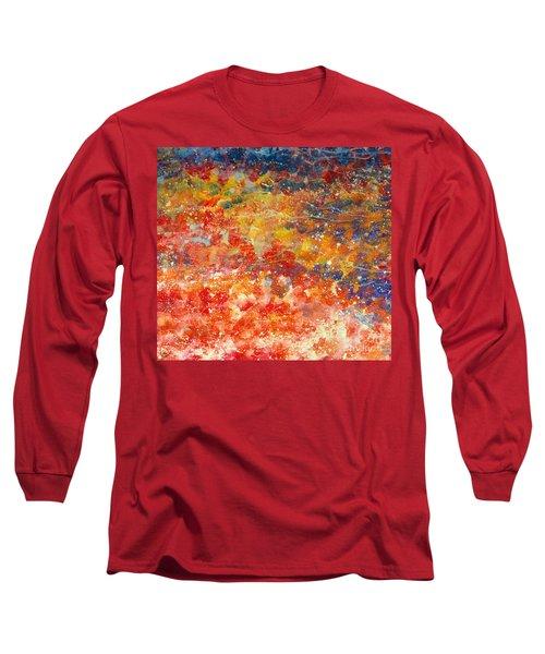 Abstract 2. Long Sleeve T-Shirt