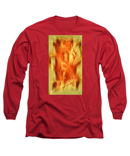 Abstract 293  Long Sleeve T-Shirt