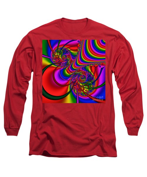 Abstract 511 Long Sleeve T-Shirt