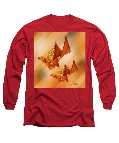 Abstract #57 Long Sleeve T-Shirt