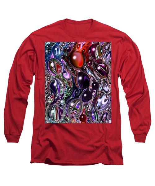 Abstract 62316.7 Long Sleeve T-Shirt