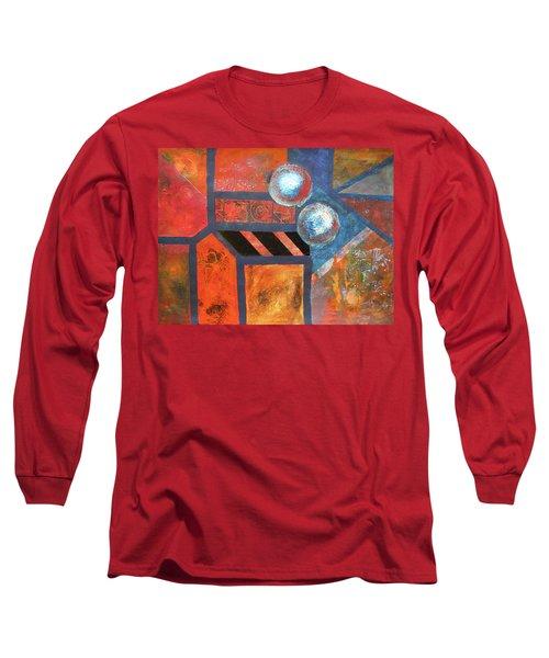 Abstract Autumn Long Sleeve T-Shirt