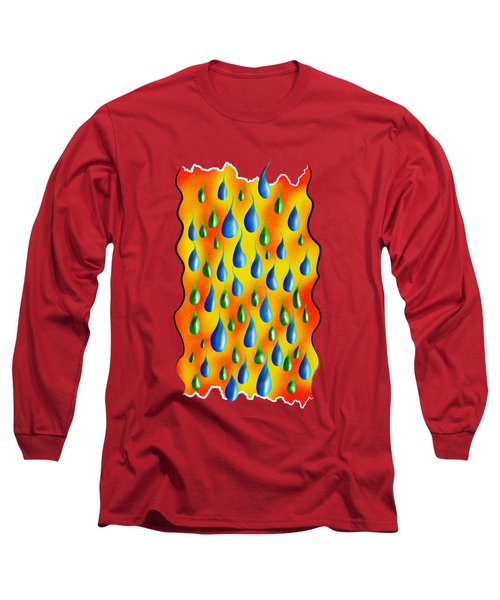 Greoforio V3 - Pure Rain Long Sleeve T-Shirt