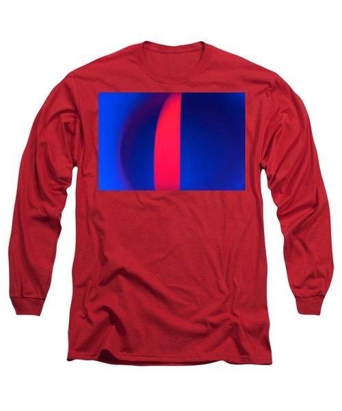 Abstract No. 13 Long Sleeve T-Shirt