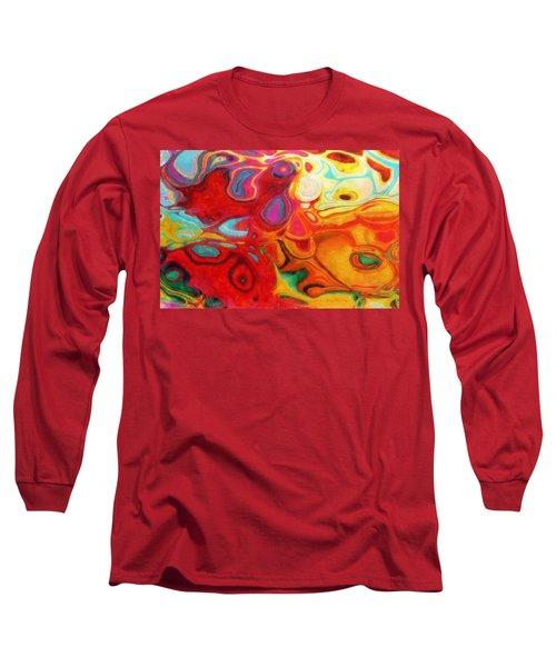 Abstract No. 20 Long Sleeve T-Shirt