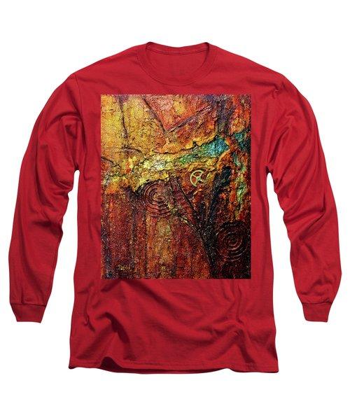 Abstract Rock 2 Long Sleeve T-Shirt