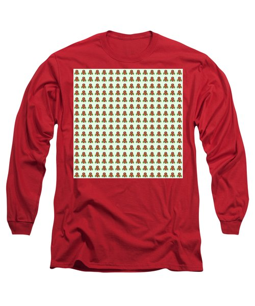 Abstract Square 118 Long Sleeve T-Shirt