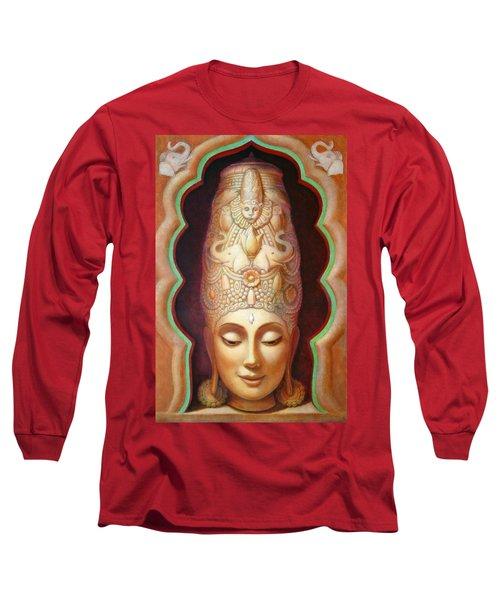 Abundance Meditation Long Sleeve T-Shirt