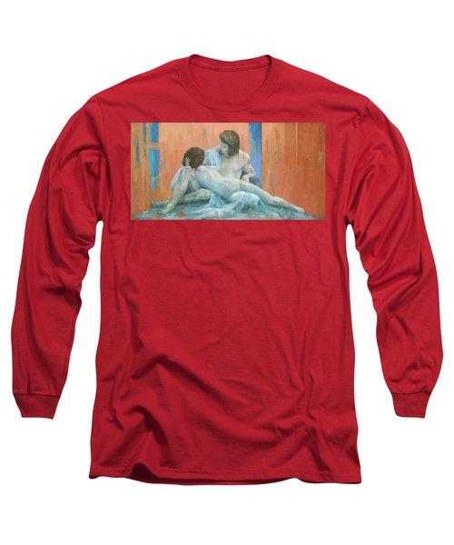 Acis And Galatea Long Sleeve T-Shirt