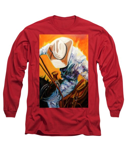 Action Jackson Long Sleeve T-Shirt