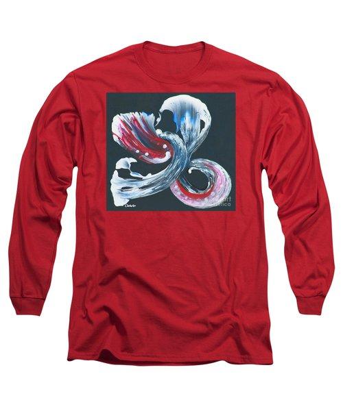Ad Infinitum Long Sleeve T-Shirt