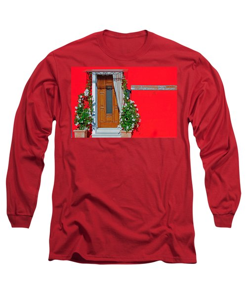 A-door-ned Long Sleeve T-Shirt