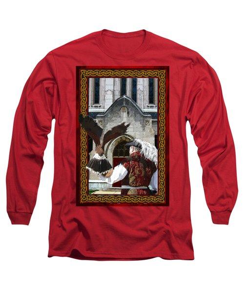 The Falconer Long Sleeve T-Shirt