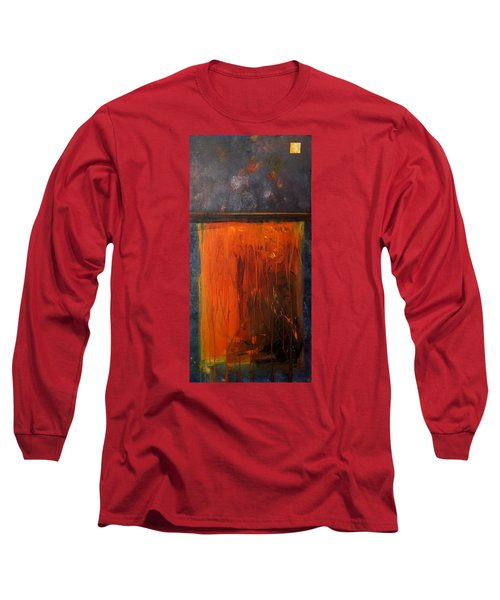 African Dance Long Sleeve T-Shirt by Theresa Marie Johnson