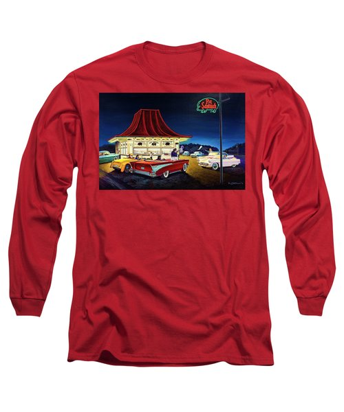After The Game Long Sleeve T-Shirt