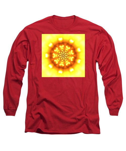 Ahau 9.3 Long Sleeve T-Shirt by Robert Thalmeier