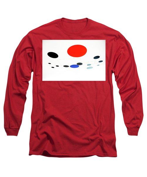 Alexander Calder Mobile 1 Long Sleeve T-Shirt