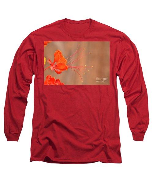 Alien Flower Long Sleeve T-Shirt