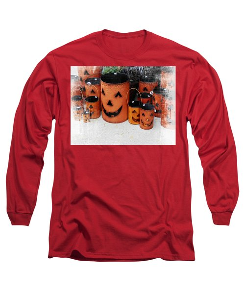 All Smiles Long Sleeve T-Shirt