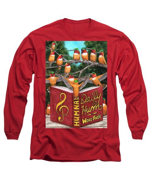 All Together Now. Long Sleeve T-Shirt