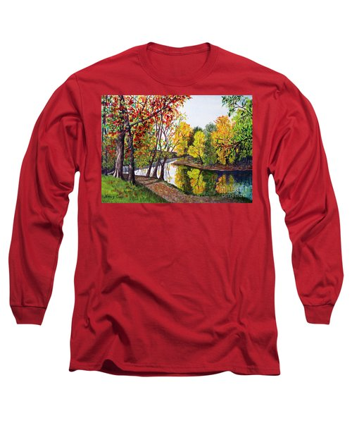 Along The Blanchard Long Sleeve T-Shirt
