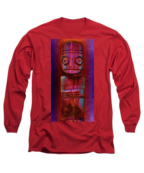 Long Sleeve T-Shirt featuring the photograph Altered State by WB Johnston