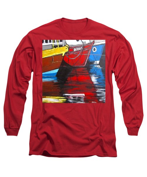 Always Wanted One Long Sleeve T-Shirt by Barbara O'Toole