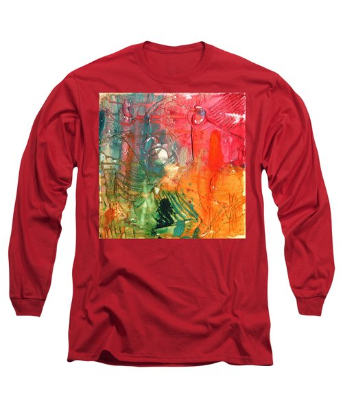 Amazon Long Sleeve T-Shirt by Phil Strang